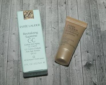 Estée Lauder • Revitalizing Supreme Global Anti-Aging CC Creme