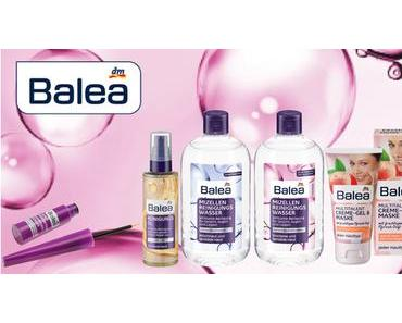 dm  -  Balea Neuheiten für deine tägliche Gesichtspflege