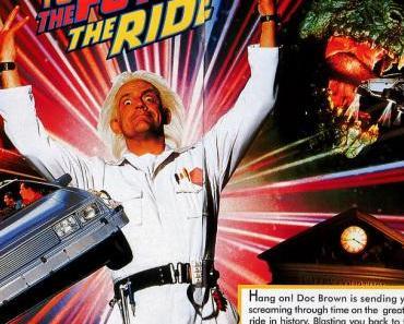 Back to the Future II- oder: Als Twix noch Raider hieß