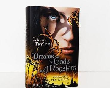 Rezension | Dreams of Gods and Monsters - Zwischen den Welten 03 von Laini Taylor