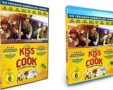 """Gewinne """"Kiss The Cook"""" auf DVD oder Blu-ray!"""