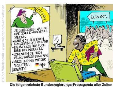 Die Merkel-Krise lässt sich mit Merkel nicht erfolgreich lösen
