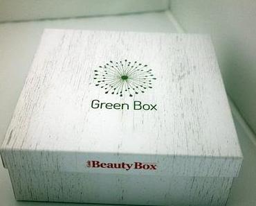 Gala Beauty Box Oktober 2015 - Green Box