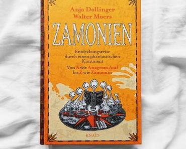 Rezension   Zamonien - Entdeckungsreise durch einen phantastischen Kontinent von Walter Moers und Anja Dollinger