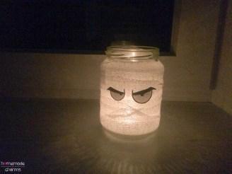 Mumien-Windlicht