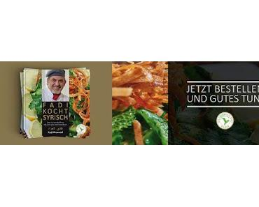 """Der Buchschatz: """"Fadi kocht syrisch"""""""