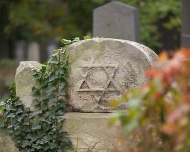Alter jüdischer Friedhof am Wiener Zentralfriedhof