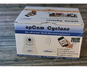 Katzenueberwachung 2.0 mit der upCam