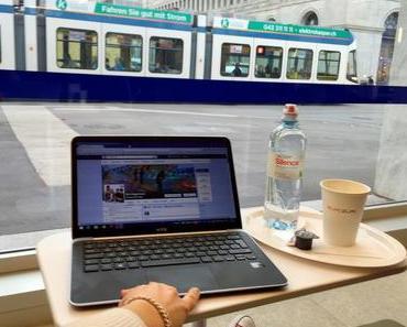 Mobiles Bloggerleben: Arbeitsplatz an zentralster Lage