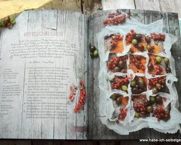 Blitz Kuchen mit Buttermilch und Früchten der Saison