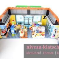 Weihnachtsgeschenketipp: Der LEGO Simpsons Kwik E Mart