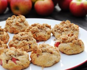 Apple-Scones