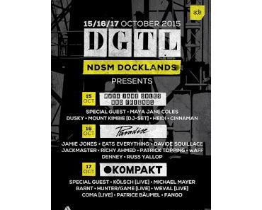 DJ-Set Empfehlung: Michael Mayer @ DGTL Presents Kompakt 17.10.2015