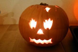 Jedes Jahr zu Halloween