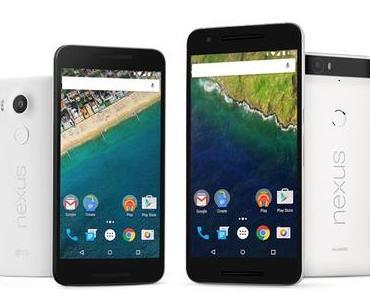 Neue Nexus Smartphones lohnen sich nicht