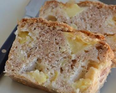 Saftiger Apfel-Zimt Kuchen