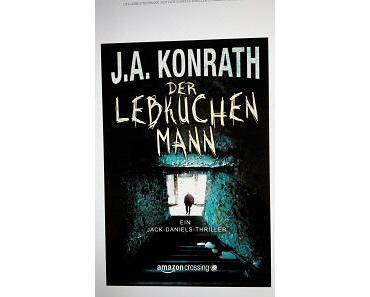 [Rezi] J.A. Konrath – Jack Daniels I: Der Lebkuchenmann
