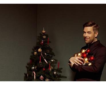 Tom Gaebel bringt Weihnachten mit neuer CD zum swingen