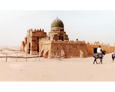 Filmkulisse in Tunesien