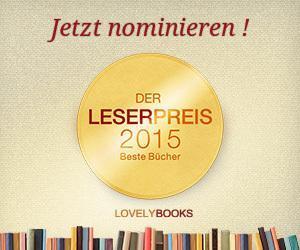 Lovelybooks Lesepreis 2015