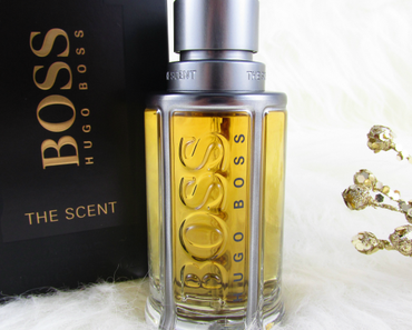 BOSS The Scent - Ein charismatischer Duft für den modernen Gentleman