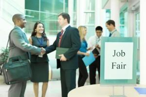 Jobmesse als Baustein für die Karriere