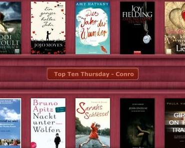 Top Ten Thursday #234