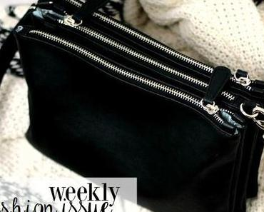 Weekly Fashion Issue - Trio Bag, Freddy Wr.UP, Look of the week