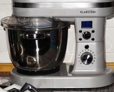 Klarstein Kitchenesse ~ Kochen mit der Küchenmaschine