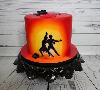Salsa Dancing Queen zum 30. Geburtstag