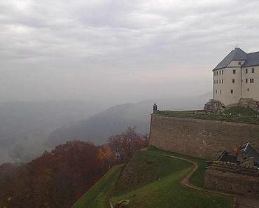 Dresden (2) und Festung Königstein