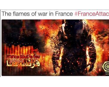 "IS-Audiobotschaft: ""Islamische Staat"" eindeutig hinter Paris-Anschlägen?"
