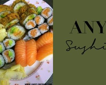[My Berlin Places] Any Sushi