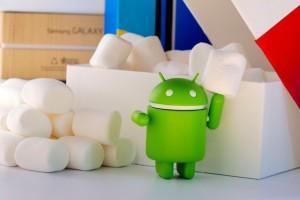 Android-Geräte holen das iPhone 6s ein