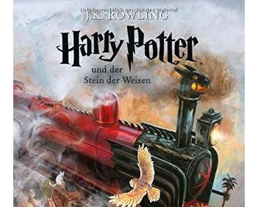 {Rezension} Harry Potter und der Stein der Weisen (Schmuckausgabe)