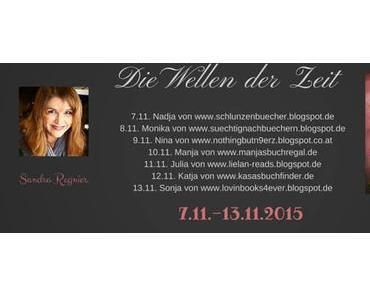 """{Gewinnerbekanntgabe} der Blogtour """"Die Wellen der Zeit"""""""