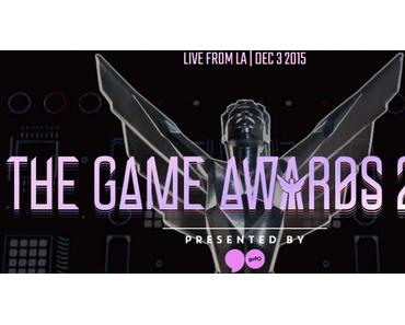 Die Game Awards gehen in die zweite Runde!