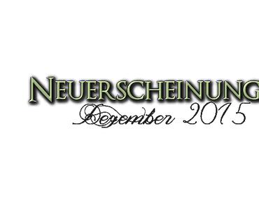 [Neuerscheinungen] Dezember 2015 (Teil 2)