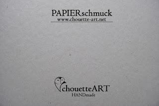 chouetteART - PAPIERschmuck