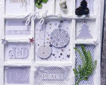 Joy and Peace | MDF Shadowbox