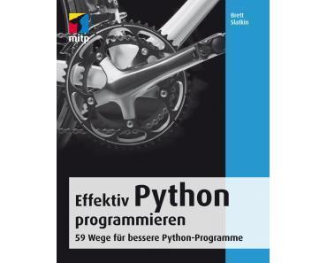 Buchrezension: Effektiv Python programmieren