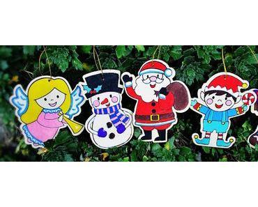 Jaimee kreativ: Weihnachtsbasteleien mit Baker Ross Part 1