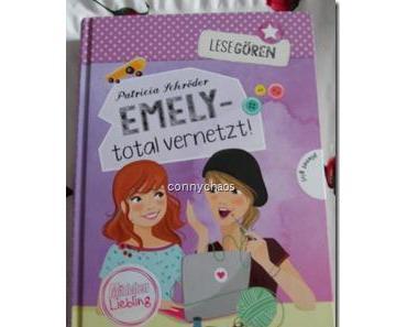 """Lesegören - Emely total vernetzt!"" Patricia Schröder"