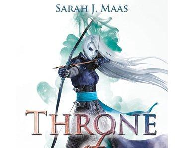 [Rezension] Throne of Glass: Erbin des Feuers