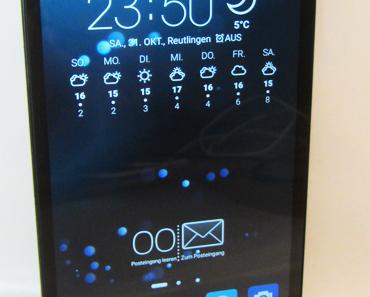 ASUS ZenFone2 - Display & Klang & Akku