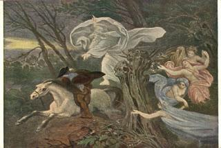 Erlkönig • Ballade • Johann Wolfgang von Goethe | Aventin Blog [del.icio.us]