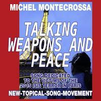 Michel Montecrossa - Talking Weapons And Peace