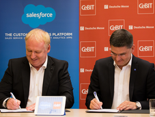 Digital Match Made Heaven Salesforce World Tour wird exklusiver Event-Partner CeBIT 2016