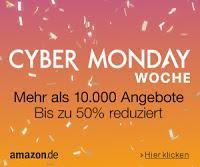 Amazon - Cyber Monday Woche 2015 - Blitzangebote Spiele vom 26.11.