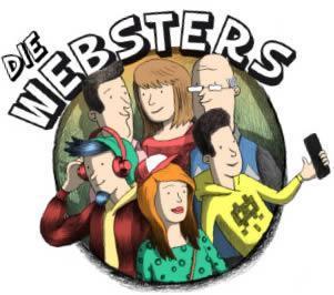 Die Websters: Geschichten aus dem Internet